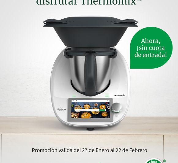 Magnífica Promoción Thermomix®