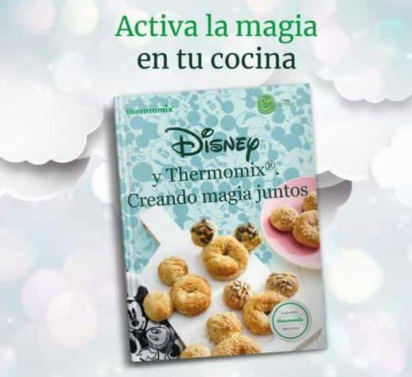 DISNEY COCINA CON Thermomix®