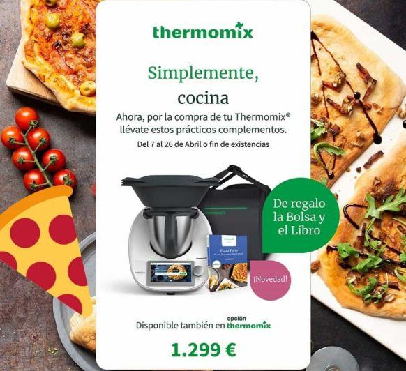 Promoción pizza party