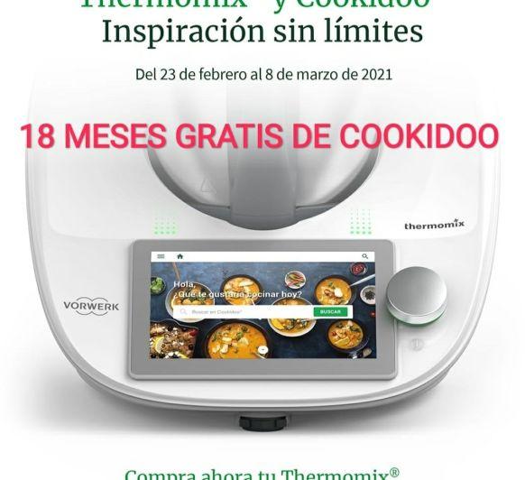 12 meses de cookidoo gratisss!!!!