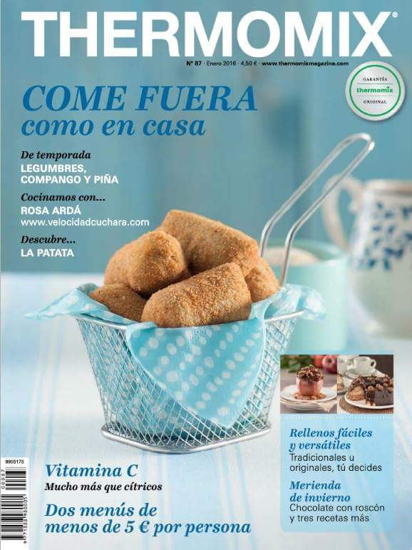 REVISTA DE ENERO Thermomix®