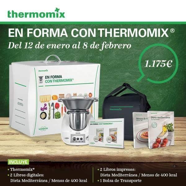 Edicion ponte en forma con Thermomix®
