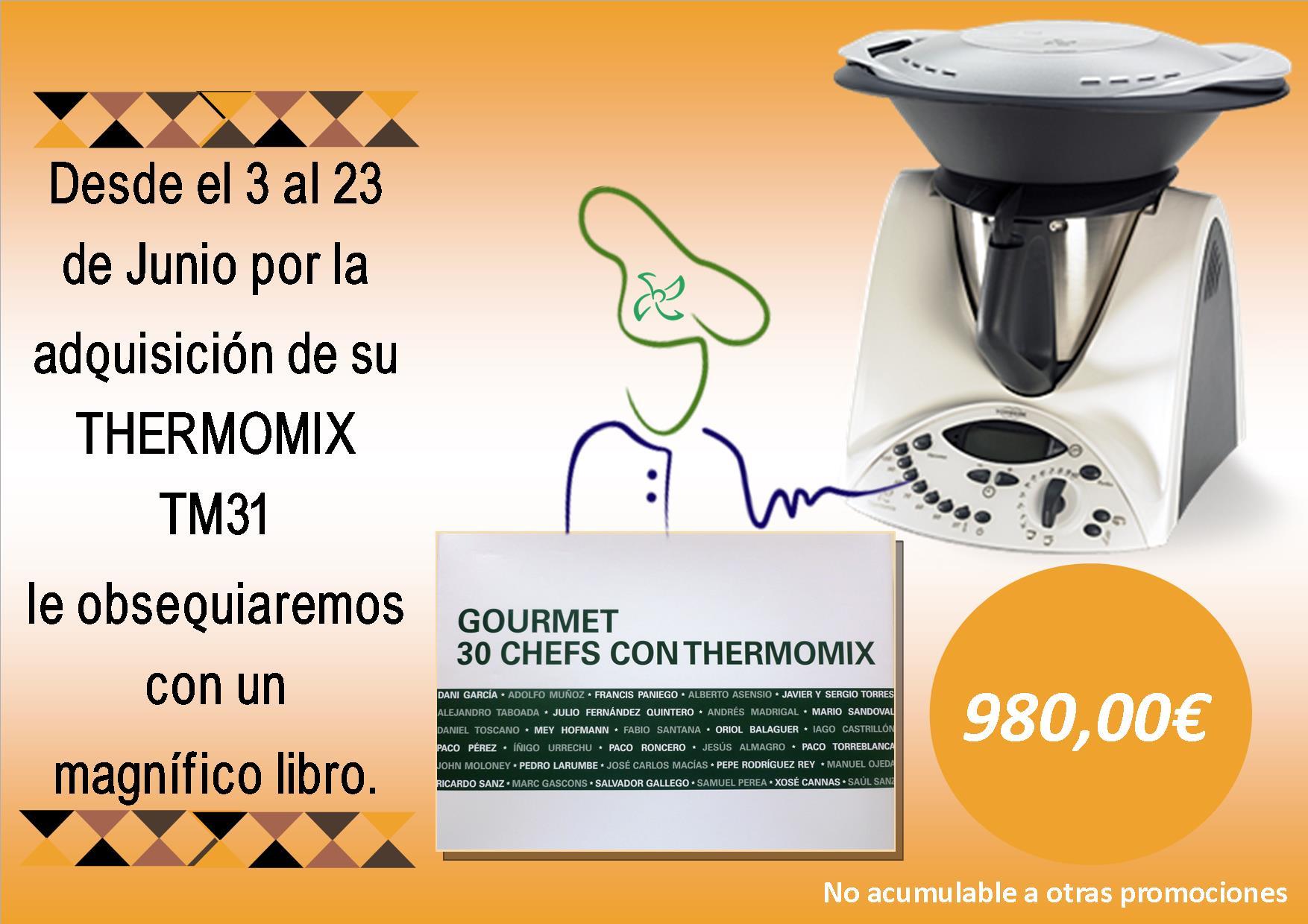 Promoción Thermomix® hasta el 23 de Junio