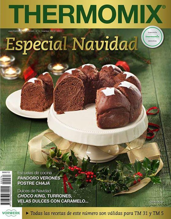 REVISTA ESPECIAL NAVIDAD CON Thermomix® 2014