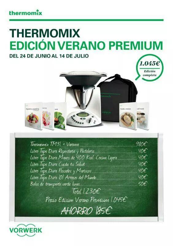 PROMOCION ESPECIAL VERANO Thermomix®