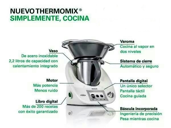 Thermomix® SIMPLEMENTE COCINA