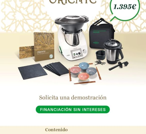 Thermomix® oriente