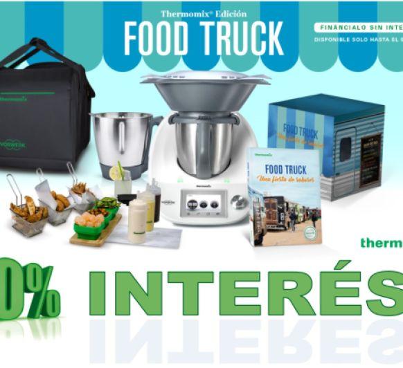 Edición Food Truck SIN INTERESES (PRORROGADA HASTA EL 16 DE JULIO O FIN DE EXISTENCIAS)