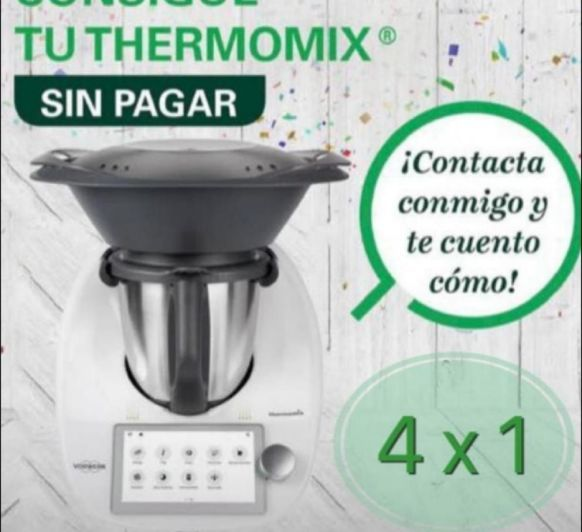 Tu Thermomix® a coste 0