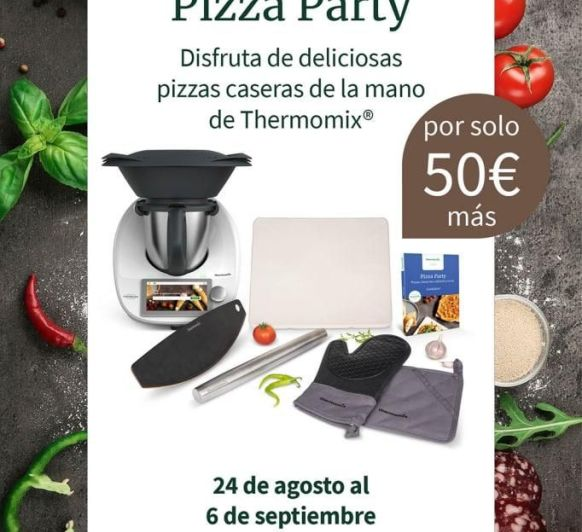 Edición pizza party!!