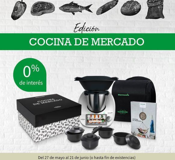 ¡Edición especial: Cocina de Mercado!