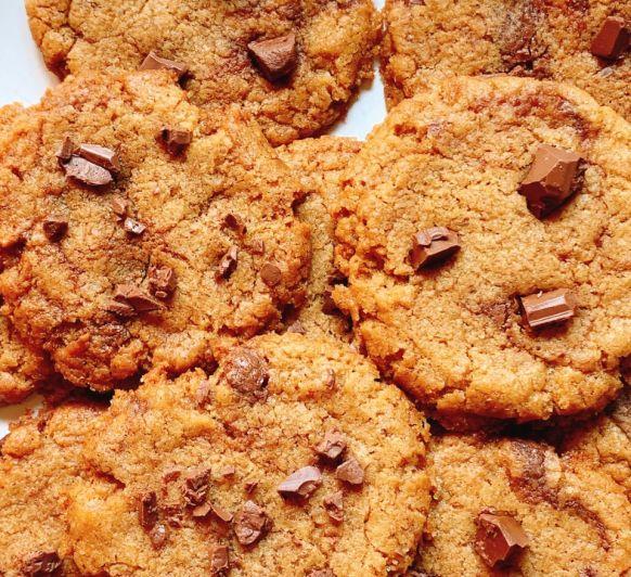 ¿Auténticas Cookies americanas? ¡Con tu Thermomix® , puedes!