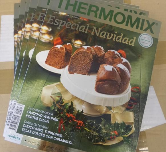 REVISTA NAVIDAD Thermomix®
