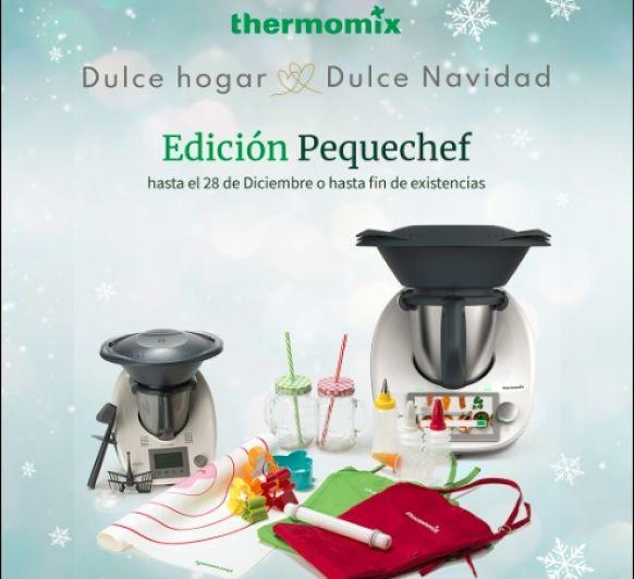 ¡Estos Reyes cocinamos todos con Thermomix® !