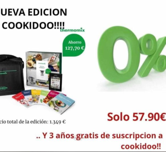 Oportunidad Thermomix® 6