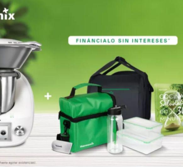 Thermomix® con edición cocina saludable en 30 minutos , sin interés 0% 0%