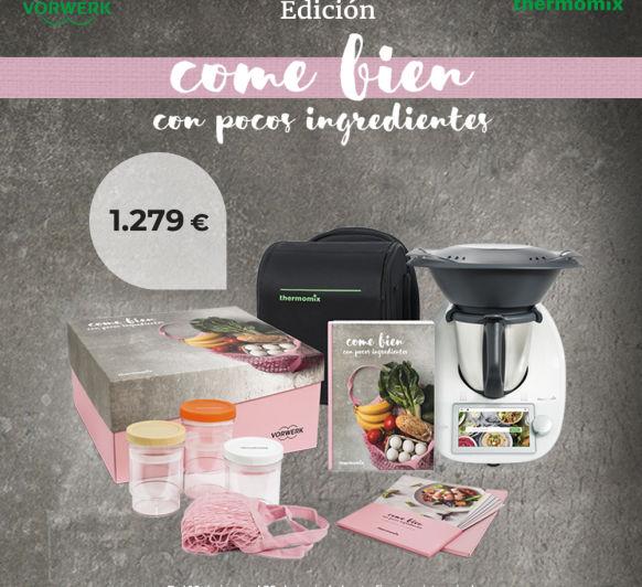 Nueva Ediccion '' COME BIEN CON POCOS INGREDIENTES''