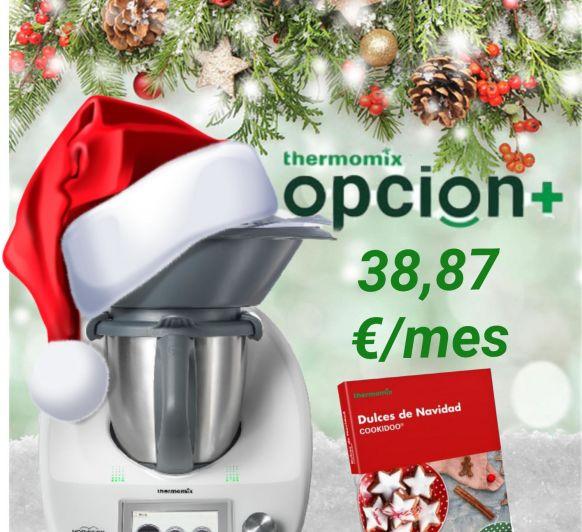 Estas navidades con Opcion+ es más facil