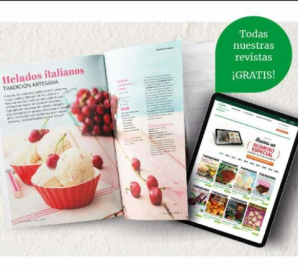 REVISTAS Thermomix® GRATIS