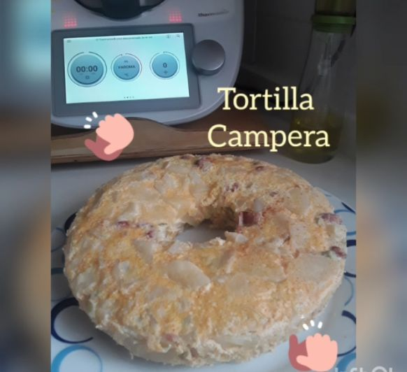 Tortilla Campera