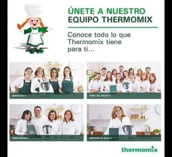EQUIPO Thermomix®