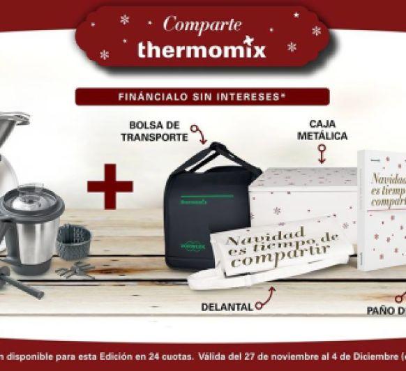 NUEVA EDICIÓN Thermomix® DE NAVIDAD