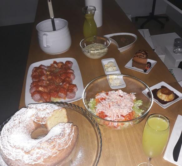 Experiencia Gastronomica todo un regalo para nuestros clientes