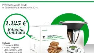 promocion edicion panaderia de Thermomix®