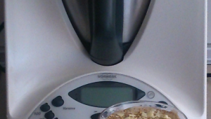 Helado de galletas con la Thermomix®